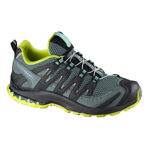 Womens Salomon XA Pro 3D Ultra 2 Trail Running Shoe - Teal/Black 8.5