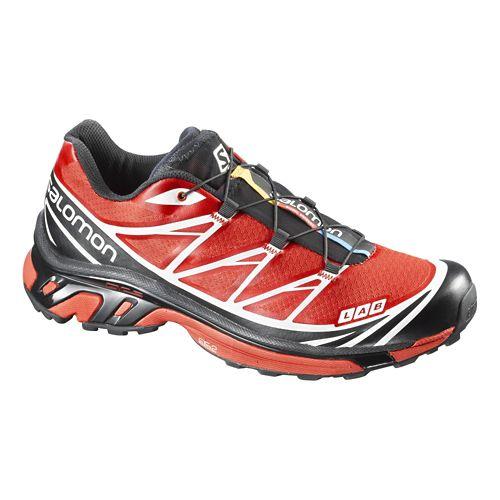 Salomon S-Lab XT 6 Trail Running Shoe - Red/Black 4