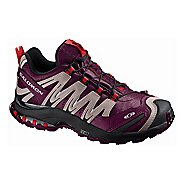 Womens Salomon XA Pro 3D Ultra CS WP Trail Running Shoe