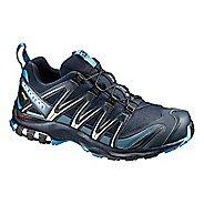Mens Salomon XA Pro 3D GTX Trail Running Shoe - Navy 9