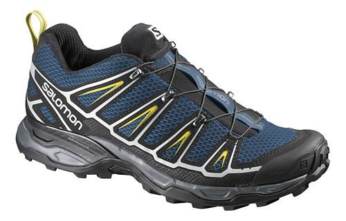 Mens Salomon X-Ultra 2 Hiking Shoe - Navy/Black 10
