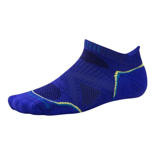 Smartwool PhD Run Light Micro Socks - Liberty L