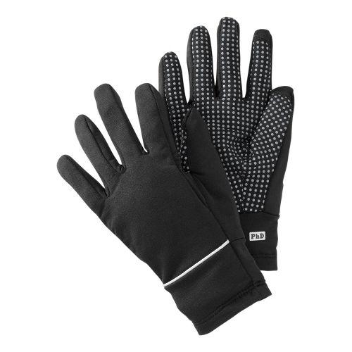 Smartwool PhD HyFi Training Glove Handwear - Black/Graphite L