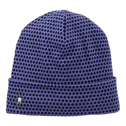 Smartwool Reversible Pattern Cuffed Beanie Headwear - Purple