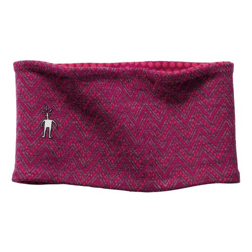 Smartwool Reversible Pattern Headband Headwear - Berry