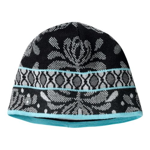 Smartwool Reflections Flower Hat Headwear - Black