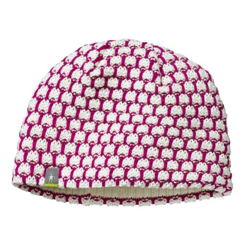 Smartwool Emerald Lake Hat Headwear - Berry