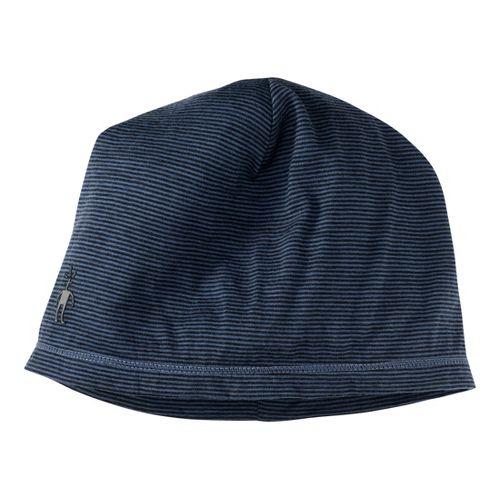 Smartwool Pattern Beanie NTS Micro 150 Headwear - Cadet/Blue