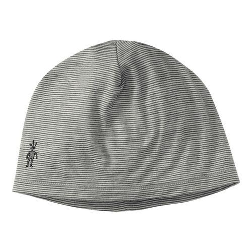 Smartwool Pattern Beanie NTS Micro 150 Headwear - Silver Grey