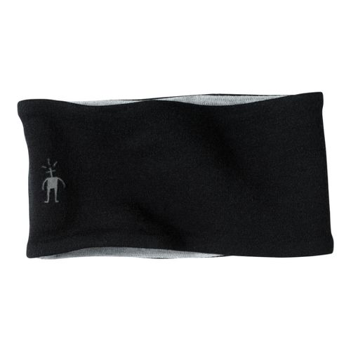 Smartwool Reversible Headband Headwear - Black