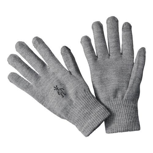 Smartwool Liner Gloves Handwear - Silver Grey L
