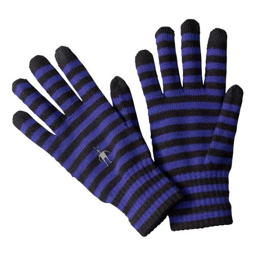 Smartwool Striped Liner Gloves Handwear - Liberty S