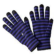 Smartwool Striped Liner Gloves Handwear