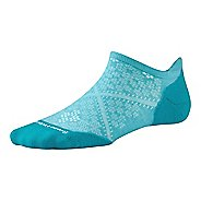 Womens Smartwool PhD Run Light Elite Micro Socks