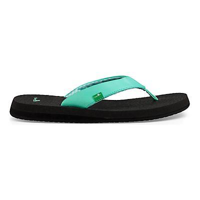 Womens Sanuk Yoga Mat Sandals Shoe