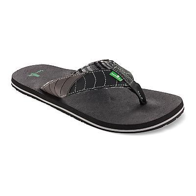 Mens Sanuk Pave The Wave Sandals Shoe