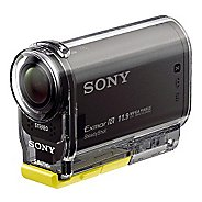 Sony Action Cam with GPS Electronics