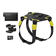 Sony Action Cam with Wi-Fi Pet Bundle Electronics