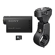 Sony Action Cam with Wi-Fi Bike Bundle Electronics