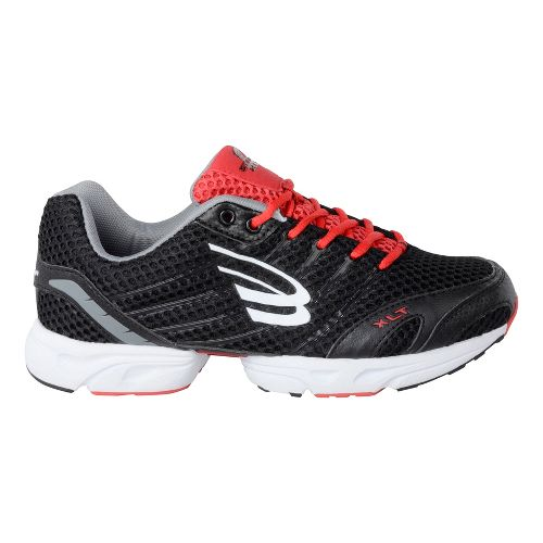 Mens Spira Stinger XLT Running Shoe - Black/Red 9.5