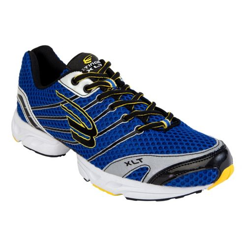 Mens Spira Stinger XLT Running Shoe - Blue/Black 7.5