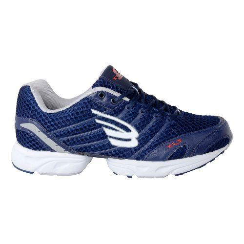 Mens Spira Stinger XLT Running Shoe - Navy/White 7.5