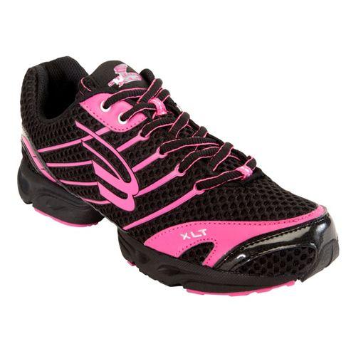 Womens Spira Stinger XLT Running Shoe - Black/Pink 6