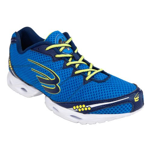 Mens Spira Stinger 2 Running Shoe - Blue 11.5