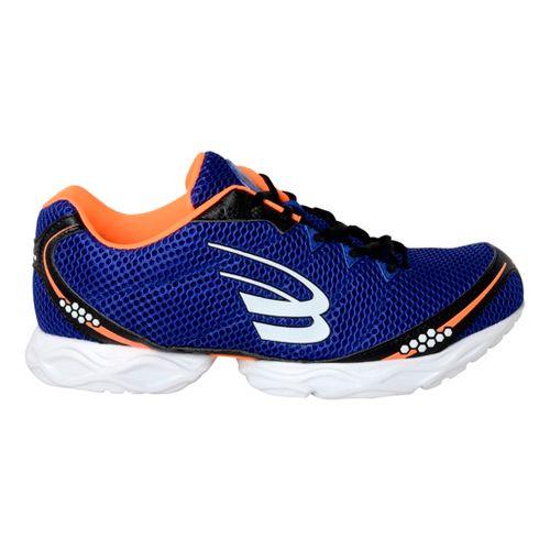 Mens Spira Stinger 3 Running Shoe - Blue/Orange 9.5