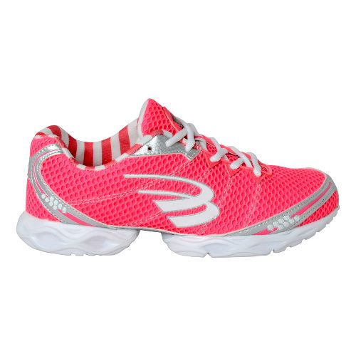 Womens Spira Stinger 3 Running Shoe - Pink/White 7.5