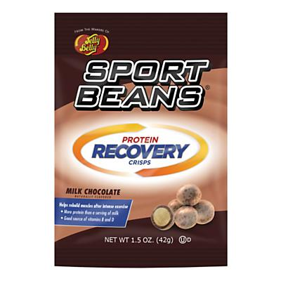 Sport Beans Protein Recovery Crisps 12 pack Nutrition
