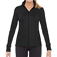 Womens Spanx Contour Warm-Up Unhooded Jackets