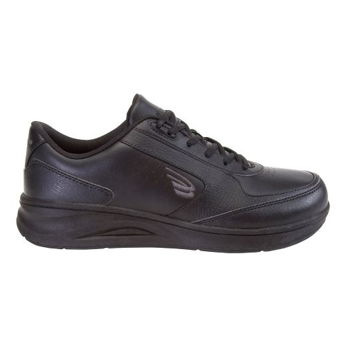 Mens Spira Wave Walker Walking Shoe - Black/Black 8