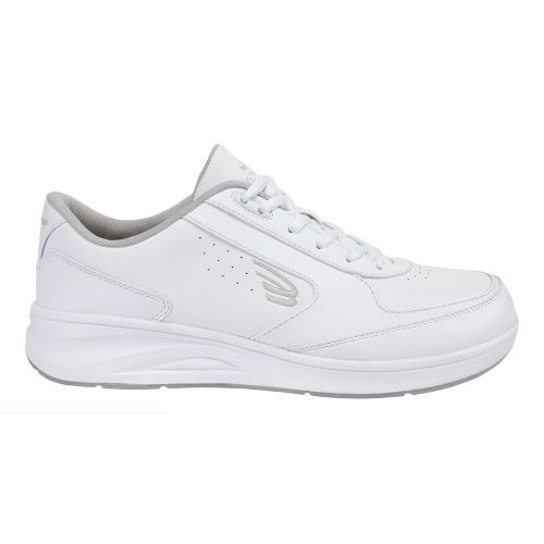 Mens Spira Wave Walker Walking Shoe - White/White 10.5