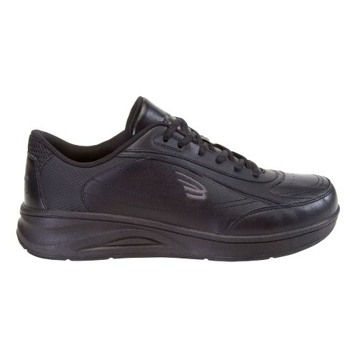 Mens Spira Wave Walker DX3 Walking Shoe - Black/Black 12
