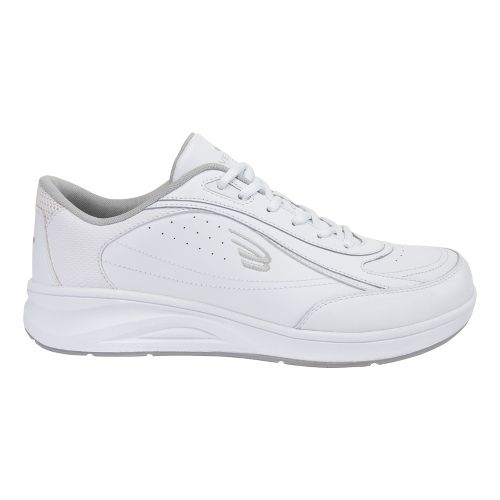 Mens Spira Wave Walker DX3 Walking Shoe - White/White 11