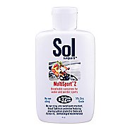 Sol Sunguard MultiSport Z SPF 32 4 ounce Skin Care