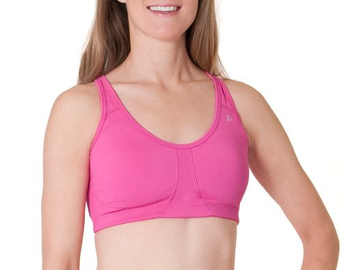 Womens Skirt Sports Sabrina A/B Sports Bra Bras - Pink Crush L