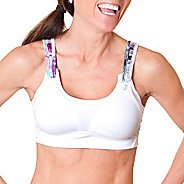 Womens Skirt Sports Kelly C/D Sports Bras - White 36D