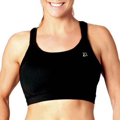 Womens Skirt Sports Jill DD Sports Bra Bras - Black 38DD