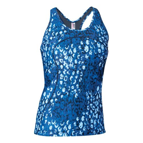 Womens Skirt Sports Multi Sport Tank Sport Top Bras - Wilder Print S