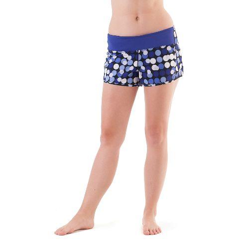 Womens Skirt Sports Redemption Run Lined Shorts - Pop-arazzi Print L