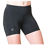 Womens Skirt Sports Redemption Fitness Fitted Shorts