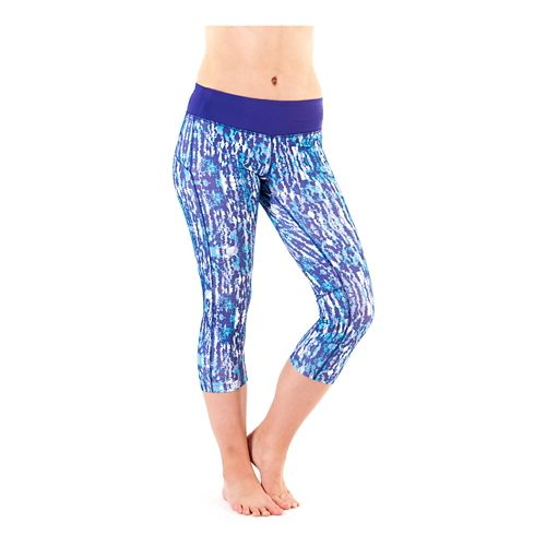 Womens Skirt Sports Redemption Capri Tights - Escape Print L
