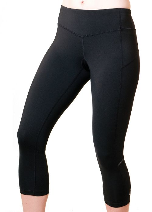 Womens Skirt Sports Redemption Capris Tights - Black S
