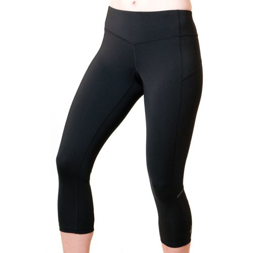 Womens Skirt Sports Redemption Capris Tights - Black L
