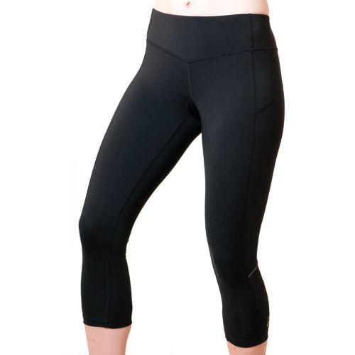 Womens Skirt Sports Redemption Capri Tights - Exotic Print/Black M