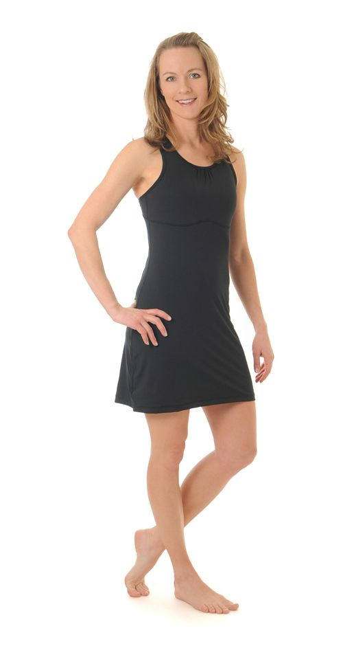 Womens Skirt Sports Wonder Girl Dress Fitness Skirts - Black L