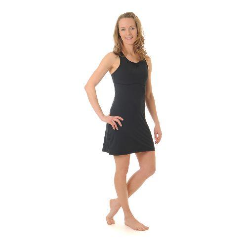 Womens Skirt Sports Wonder Girl Dress Fitness Skirts - Black L