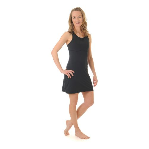 Womens Skirt Sports Wonder Girl Dress Fitness Skirts - Black M